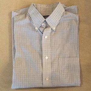 Croft & Barrow Men's Dress Shirt Size 15 1/2-16